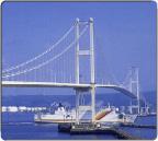 白鳥大橋(室蘭市)